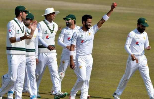 Hassan Ali's 5 wickets haul
