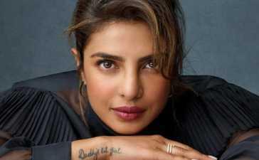Priyanka Chopra Shares Account