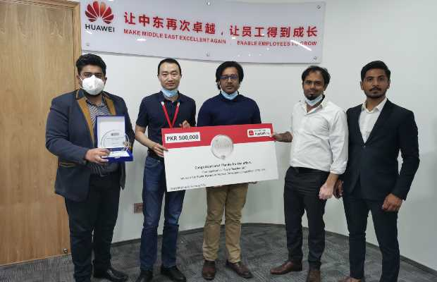 Huawei Developer Competition 2020