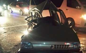 Srinagar Highway Accident