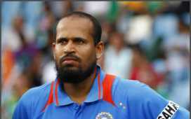 Indian All-rounder Yusuf Pathan