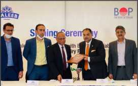Haleeb Foods partners with Bank of Punjab