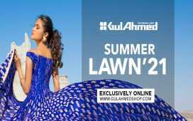 GulAhmed Summer Lawn Collection