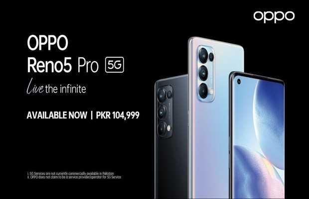 OPPO Unveils Reno5 Pro