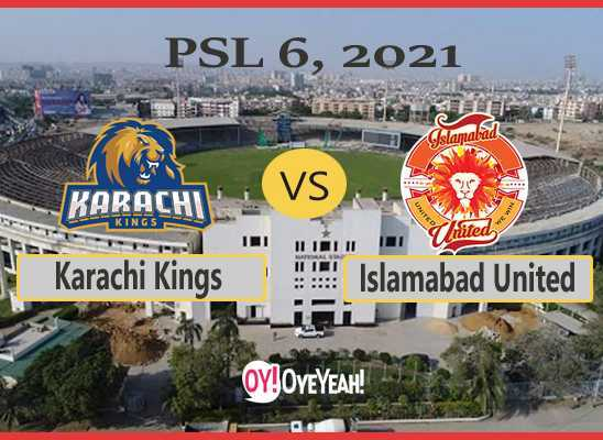 Karachi Kings vs Islamabad United