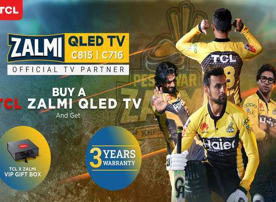 TCL Launches QLED C815 and C716 as Zalmi TV