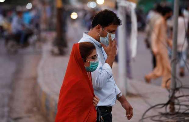 Pakistan Reports 1,388 COVID-19 Cases