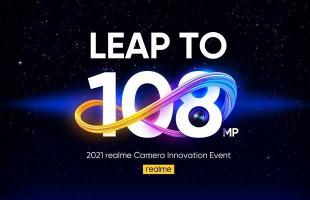 realme launches its first 108MP camera