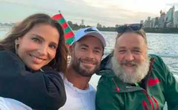 Russell Crowe Joins Thor
