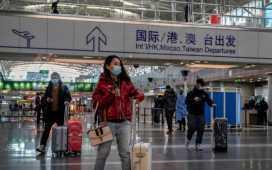China Launches COVID-19 Virus Passport
