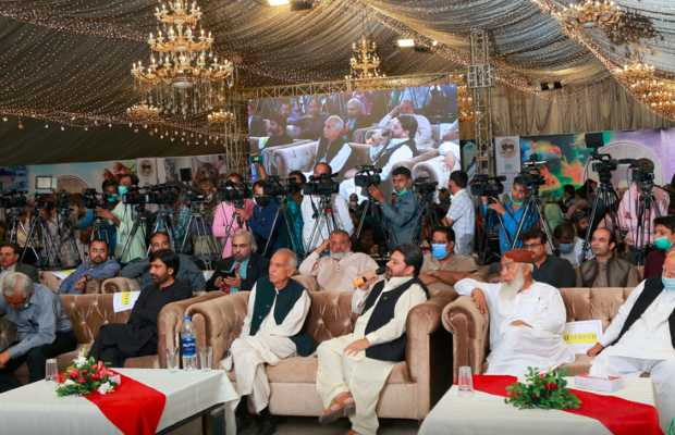 audience Sindh Livestock Expo 21