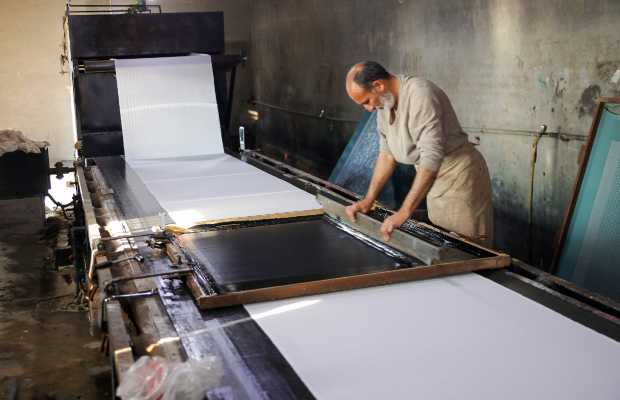 Screen Printing prints