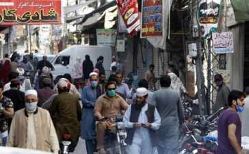 Pakistan Covid-19 cases