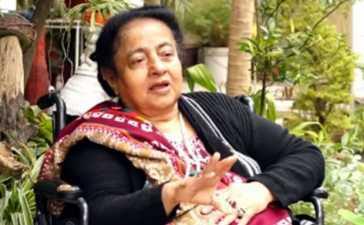 Leading Urdu Novelist Shama