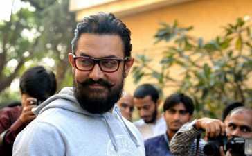 Aamir Khan Bids Farewell