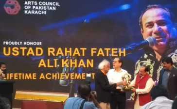 Ustad Rahat Fateh Ali Khan