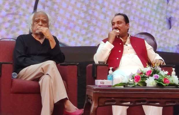 Anwar Maqsood and Rahat