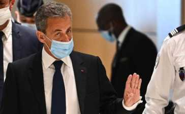 French Court Convicts Sarkozy