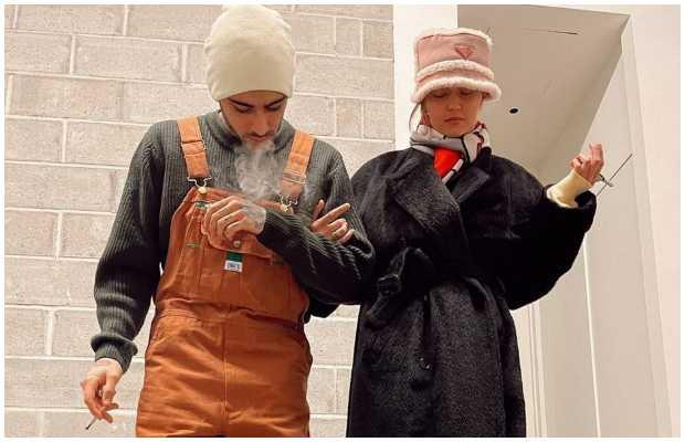 Zayn Malik and Gigi Hadid