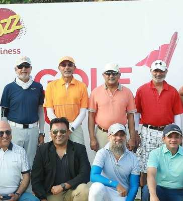 Jazz Business Golf Outing 2021