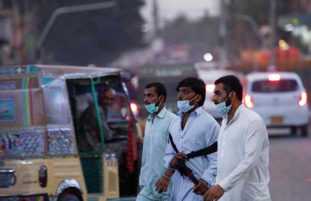 Pakistan reports new cases