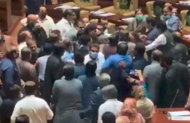Sindh Assembly Session