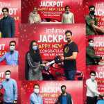 Infinix Announces the Winners of Most Fan Followed Infinix Jackpot Campaign