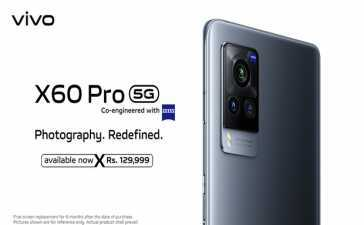 X60 Pro is Now Available