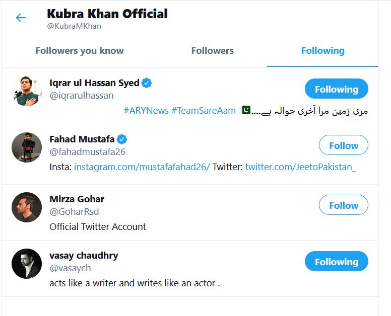 kubra khan official