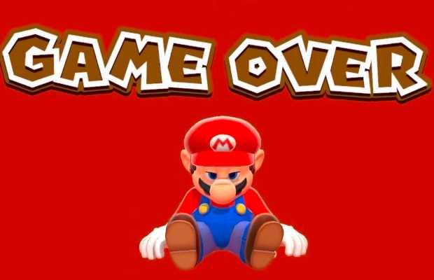 RIP Super Mario