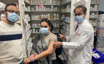 Meera Discharged