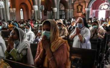 Christian Community Celebrates Easter