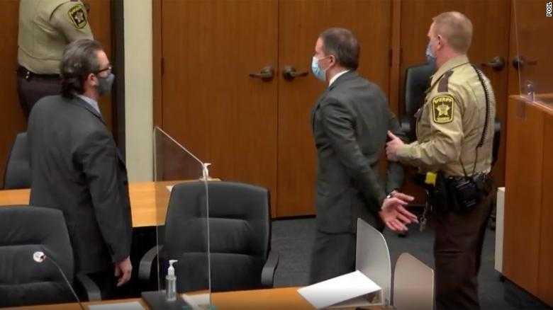 George Floyd's murder case