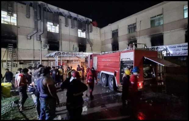 COVID Hospital Kills 82