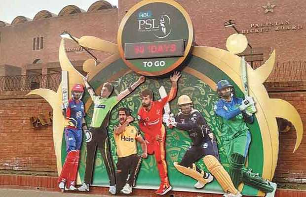 remaining PSL 6 matches schedule