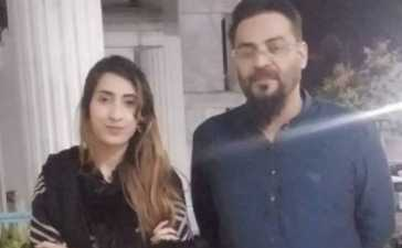Aamir Liaquat's third wife
