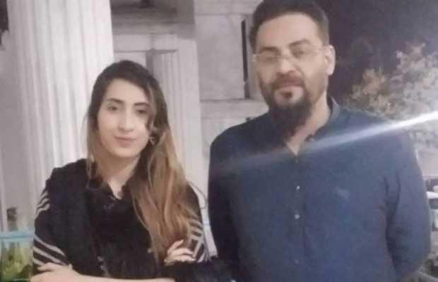 Aamir Liaquat's third wife