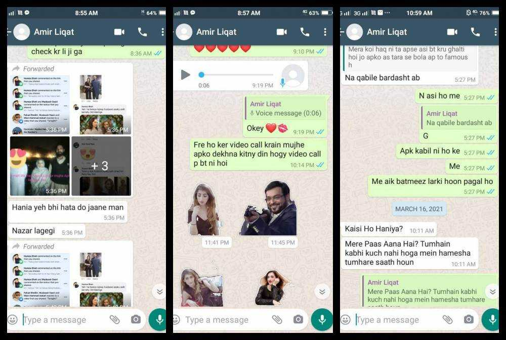 WhatsApp chats-2