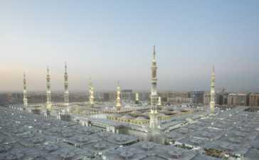 First Ramadan in Saudi Arabia 2021
