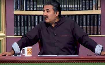 Aftab Iqbal's comments