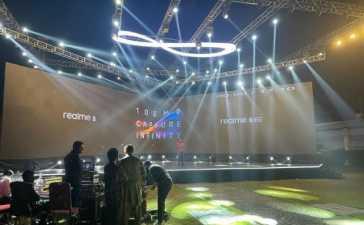 realme 8 Series Launch Event