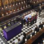 Prince Philip laid to rest in a strict COVID-19 protocol funeral