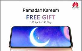 Huawei's Super Solid Ramadan Deals