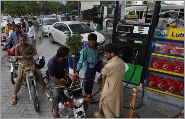 Government announces new petrol prices
