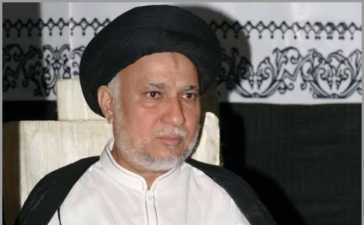 Shia Scholar Allama Aun Naqvi