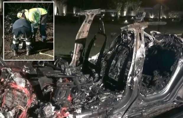 Crashed Car-4