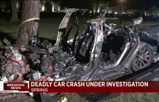 Crashed Car-3