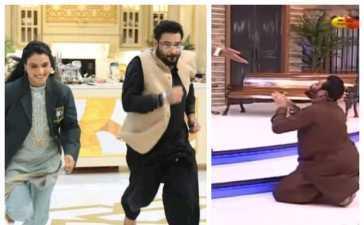 Aamir Liaquat's skits went viral