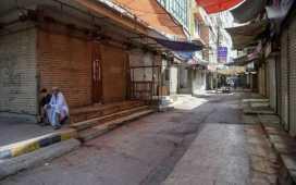 Lockdown imposed in Karachi's District Keamari