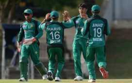 Pakistan U-19 Cricket Team's Tour